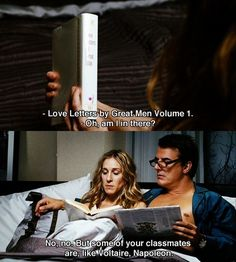 """""""Love letters from great men."""" ~ SATC Quotes ~ Sex and the City ~ Movie Quotes ~ Tv Show Quotes, Movie Quotes, Mr Big Quotes, Carrie And Mr Big, Carrie Bradshaw Quotes, City Quotes, Love Letters, Favorite Tv Shows, Movies And Tv Shows"""