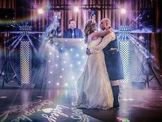 Lesley & Chris wedding Edinburgh Hilton grosvener hosted by your perfect party host www.aladiscokaraoke.co.uk