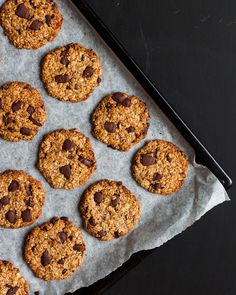 Healthy and easy cookies // Vegan + Gluten free