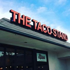 Buenos días La Jolla!   Thanks for sharing @yotlpodcast!  #LetsTaco  #TheTacoStand