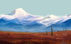 Tundra: Vegetación propia de los climas fríos que comprende musgos, líquenes y algunos árboles enanos