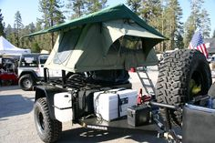 Off-Road Expedition Trailers | Multi-Purpose Off Road trailer - Expedition Portal
