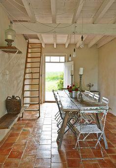 Una preciosa casa de campo en Francia | Etxekodeco