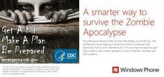 Windows Phone Zombie Apocalypse