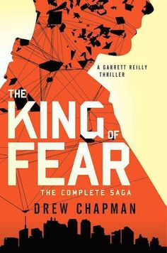 Hackers Go Head To Head In Drew Chapman's 'The King Of Fear,' reviewed on Kalireads.com.
