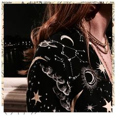 Pin by Fah Ferrarii on Unicorn in 2019 Star Fashion, Love Fashion, Fashion Design, High Fashion, Rixo London, Cosmos, My Sun And Stars, Lesage, Pinterest Fashion