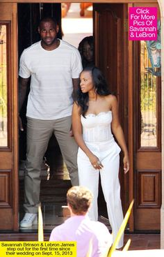 Savannah Brinson: 5 Things To Know About LeBron James' Wife
