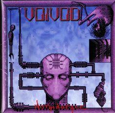 Voivod's Nothingface