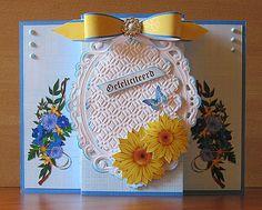 beautiful card...love the fold