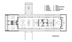 modern house plans - Google Search