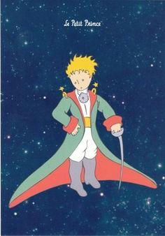 Le Petit Prince (de kleine prins - the little prince) by Antoine de Saint Exupery