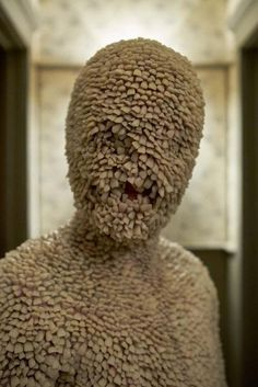 This is just so f***ing creepy, brush these if you can.. : oddlyweird