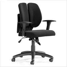 Aqua Office Chair in Black