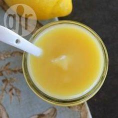 Recipe Picture:Classic Lemon Curd