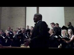 Old Time Religion arr. Moses Hogan