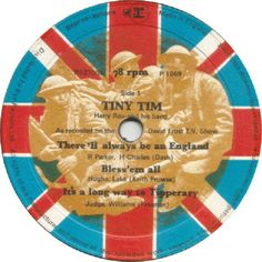 Tiny Tim With Harry Roy And His Band* - There'll Always Be An England 1969 at Discogs