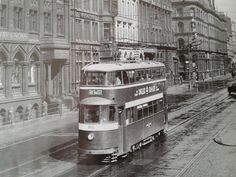 Leeds City, Light Rail, My Town, Old Photos, Past, Street View, World, Cities, Old Pictures
