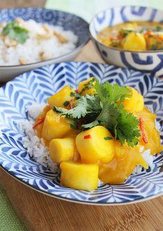 Bobó Vegetariano de Palmito Pupunha | Figos & Funghis