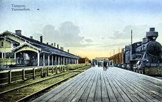 Postikorttien suosio alkoi kasvaa 1800-luvun lopulla Railroad Tracks, Train, Art, Art Background, Kunst, Performing Arts, Strollers, Train Tracks, Art Education Resources