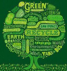 #Green #Tree #Sustainability