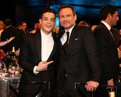 Christian Slater and Rami Malek Photos: The 21st Annual Critics' Choice Awards…