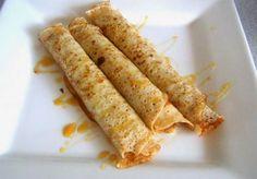 Συνταγές Υγιεινής Διατροφής : Κρέπες Βρώμης