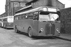 1952 BMMO S13/Brush - Midland Red 3887