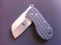Friction folder by JRP Custom knives