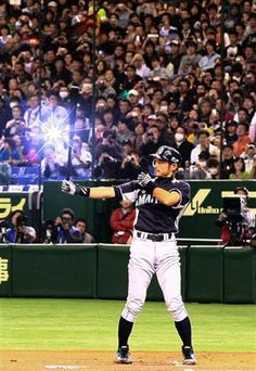 After watching Ichiro for the last 11.5 years, watching him break the record for most hits in a season, cheering him on in my #51 jersey, and always thinking in the back of my mind he would pull and Edgar and stay with the Mariners his whole career, it's really hard for me to watch him go, much less to my least favorite team. I'm gonna miss him every day.