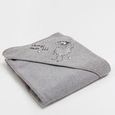 Serviette de bain imprimé monstres - Serviettes - Bain | Zara Home France