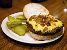 1/4-Pound Beefburger at Top Notch Beefburger