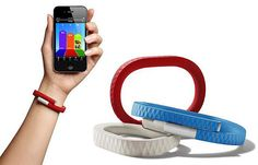 Jawbone fitness monitor - smart technology that keeps you on track to reach your goals