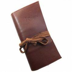 Japanese Bonsai Tools Roll Bag Leather Bonsai Tool Set Kit Case Storage Bag Belt