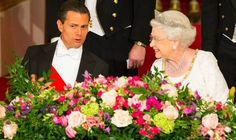 The Mexican President and the Queen