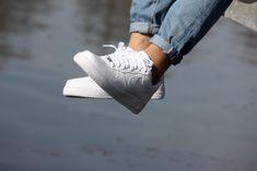 100% authentic e5314 5b569 Nike Air Force 1 07 White White - deleted Damskie Nike