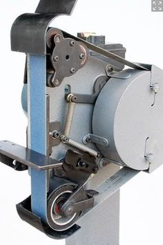 Belt Grinder RM 48 Series by Radius Master™ - World's Most Versatile Belt Grinder: