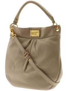 Marc Jacobs go with everything bag..love the taupe