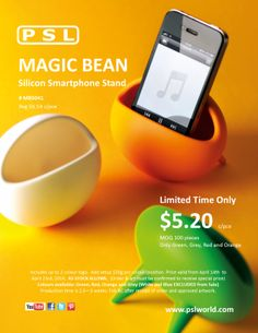 Magic Bean is ON SALE until April 23rd, 2014 www.pslworld.com Geek Gear, Beans, Geek Stuff, Magic, Geek Things, Beans Recipes