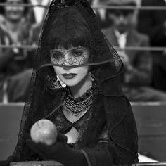 La malvada madrastra de Blancanieves Maribel Verdú.