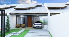 Casas no Jardim Paraíso próximas ao futuro Shopping