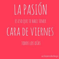 #pasión #viernes #optimistic