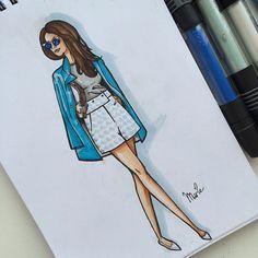 И снова @anastasiya_khilay  только этот рисунок в будущем станет чехлом для телефона :) #oeuvre #dessin #esquisse #graphique #kunst #zeitplans #letraset #art #drawing #illustration #illustrator #myart #mydrawing #sketch #sketchbook#fashion #blogger #fashionblogger #scetch #streetstyle #style #me