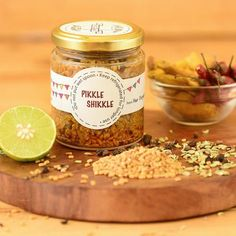 Product Description: This Fenugreek Seed Pickles is a lip smacking delicacy by Pickkle Shikkle from their range of authentic, all natural, unadulterated pickles and jams. This jam is made from locally sourced vegetable and simmered to perfection.