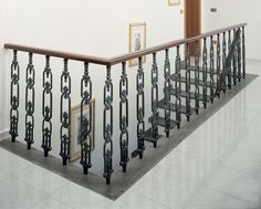 Cast-iron railings – 9502.0530VS http://www.modus.sm/en/products/railings/cast-iron-railings/9502-0530vsls/9502-0530vs.asp?ID0=1291&ID0_=1291&ID1=1312&ID1_=1312&ID2=1339&ID2_=1339&ID3=1642&ID3_=1642&IDProdotto=1330&L=EN  #Modus #ModusRailings #indoorfurniture #inspiration #castiron #railing #castironrailing #ghisa #ringhiera #ringhierainghisa #floraldecoration #grey #balconies #design #architecture #follow