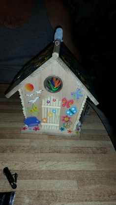 Our version of a spirit house