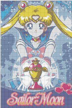 Sailor Moon c2c