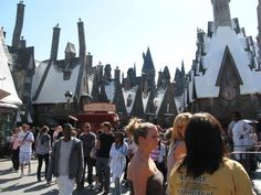 Wizarding World of Harry Potter. Loved it here!
