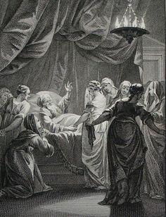 The death of Solomon. 1 Kings 11:43