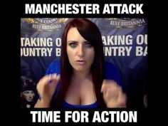 Manchester is on lockdown with armed police patrolling the city centre after an ISIS suicide bomber killed 22 people and injured 59 at an Ariana Grande pop c. Manchester Attack, Rule Britannia, Britain, No Response, Bury, Austria, Sweden, Netherlands, Fringes