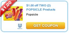 NEW Printable Coupons: M's, Popsicle, Campbell's and More on http://www.icravefreebies.com/